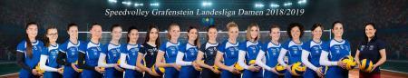 Landesliga Damen Speedvolley Grafenstein 2018/2019